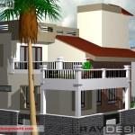 Best Residential Design in 2615 square feet - 10