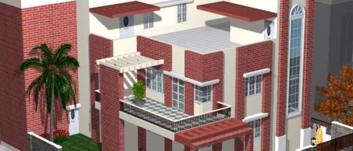 Best Residential Design in 3364 square feet - 06