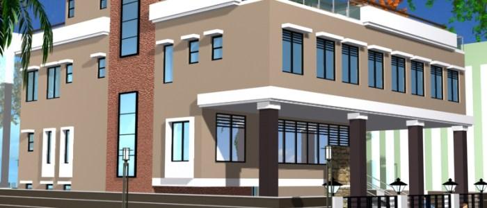 Best Hospital Design in 2805 square feet - 23