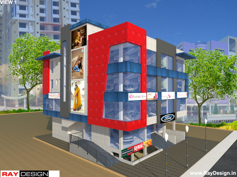 Mr. Ganesh Kalyankar - Nanded - Shopping Complex Planning