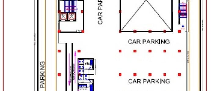 Best Multiplex Design in 44910 square feet - 02