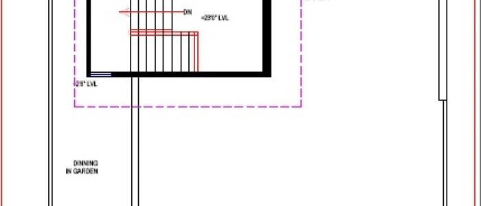 Best Residential Design in 2325 square feet - 23