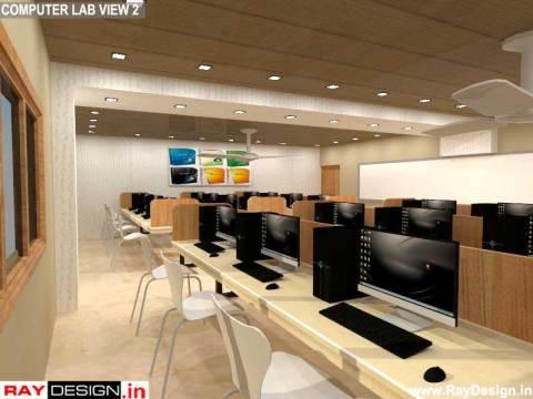 Mr.Debajit Dutta - Jorhat, Assam - School Project - 3D interior views