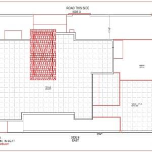 Best Residential Design in 5005 square feet - 40