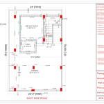 Bungalow working Drawings - Chennai Tamilnadu