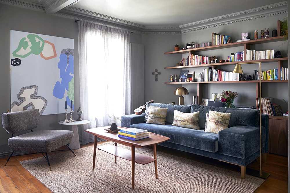 decoration d un appartement annees 30