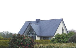 Maison d'architecte en Finistère Sud