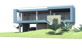 Maison d'Architecte LE GUILVINEC
