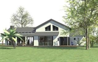 L'OLLIVIER Architecte PONT L'ABBÉ - Maison LOCTUDY