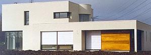 L'OLLIVIER Architecte PONT L'ABBÉ Architecture cubique