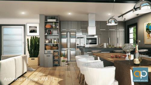 maison-contemporaine-LOFT-marseille-cuisine