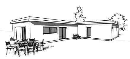 Plan De Maison Gratuit De 4 Ou 5 Pieces Villa N 138