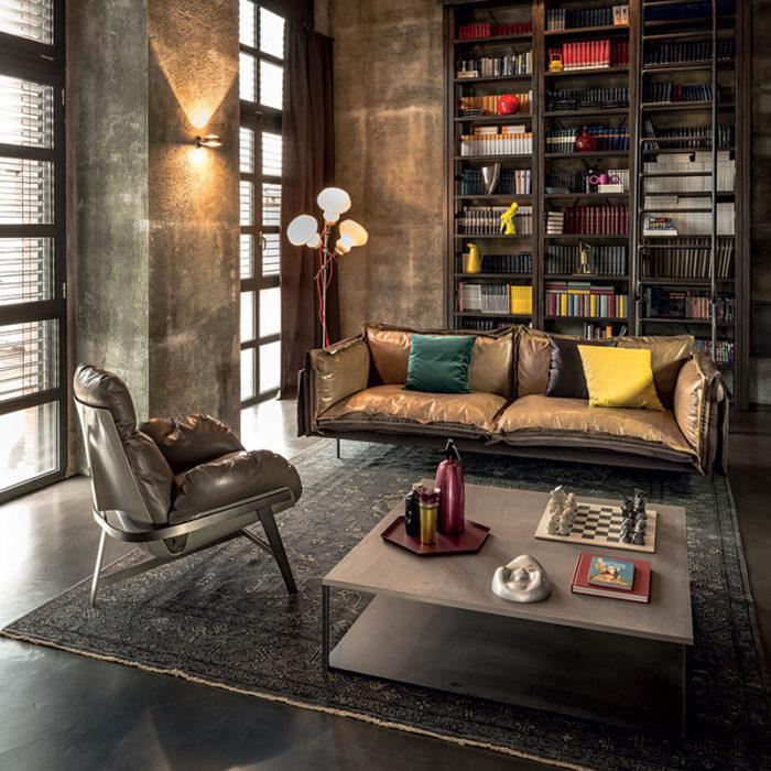 mobilier de salon haut de gamme benny benlolo