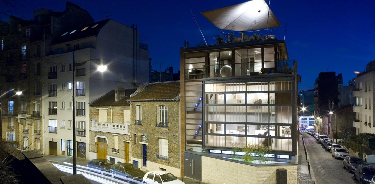 Les 10 Plus Belles Maisons De Paris Architectes Paris