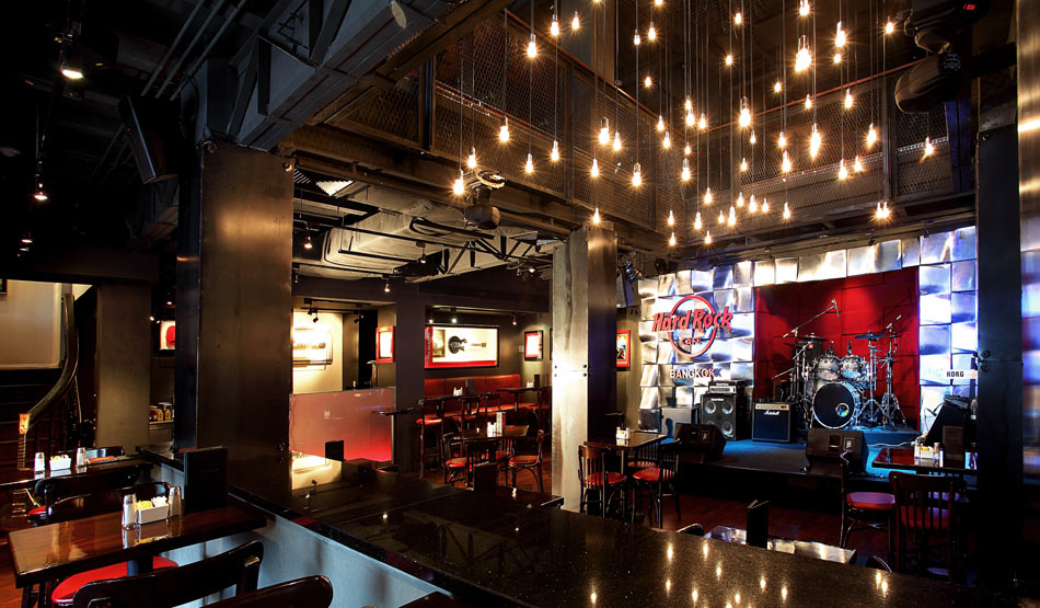 Hard Rock Cafe Design Summary Architectkidd Co Ltd