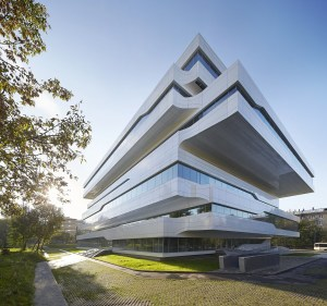 Russian Architectural Tours - Dominion Office Building Moscow