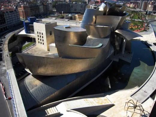 Guggenheim Museum Bilbao architecture