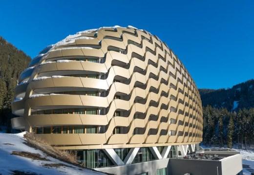 Intercontinental Davos Hotel Switzerland