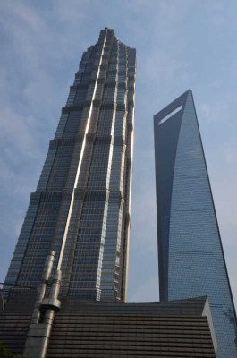 Jin Mao Tower Shanghai