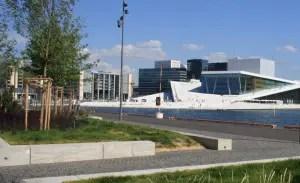 Norwegian Architectural Tours - Opera Oslo Architecture