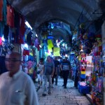 Traditional Suq Jerusalem