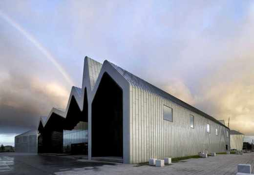 Scottish Architectural Tours - Riverside Museum Glasgow