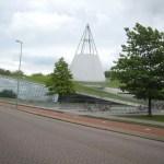 Delft Campus building