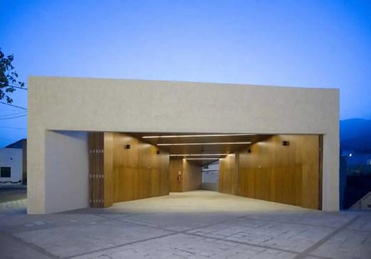 Tenerife Architecture - La Cisnera community centre