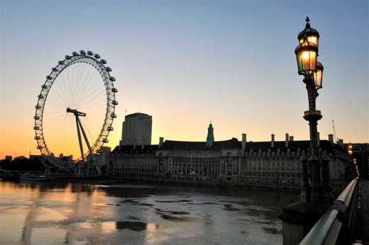 British Architectural Tours - London Eye