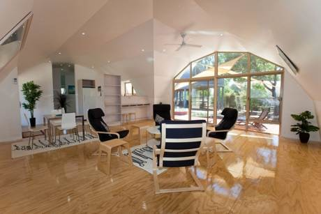 Kit Home Is Bushfire Resistant Architecture And Design