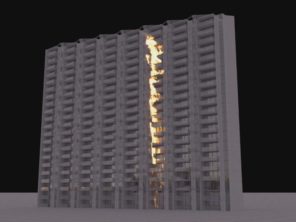 Designing Fire Safety Into Tall Buildings Now An Ever