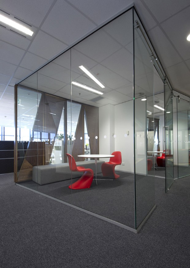 ISIS Awarded Canberras First 6 Star Green Star Office