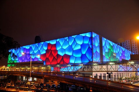 Macau Casino Copies Beijing Water Cube Design