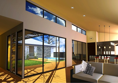 Fratelle Group Reinvents Courtyard Style Homes For