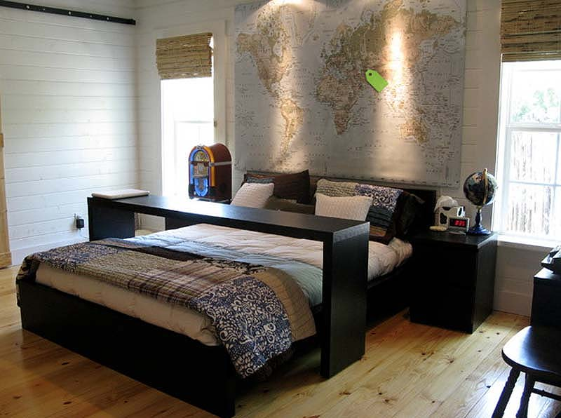 27 Cool Ideas For Your Bedroom on Cool Bedroom Ideas  id=85521