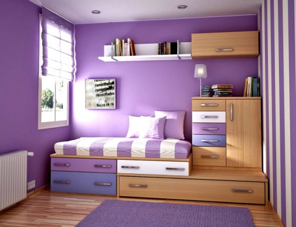 The Most Brilliant And Comfortable Teens Room Ideas For