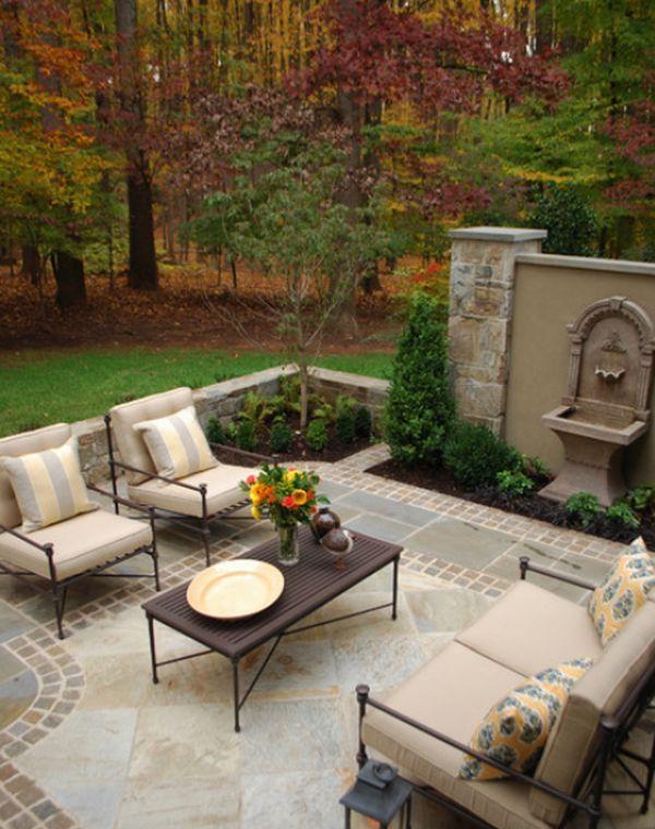 12 DIY Inspiring Patio Design Ideas on Diy Back Patio Ideas id=53468