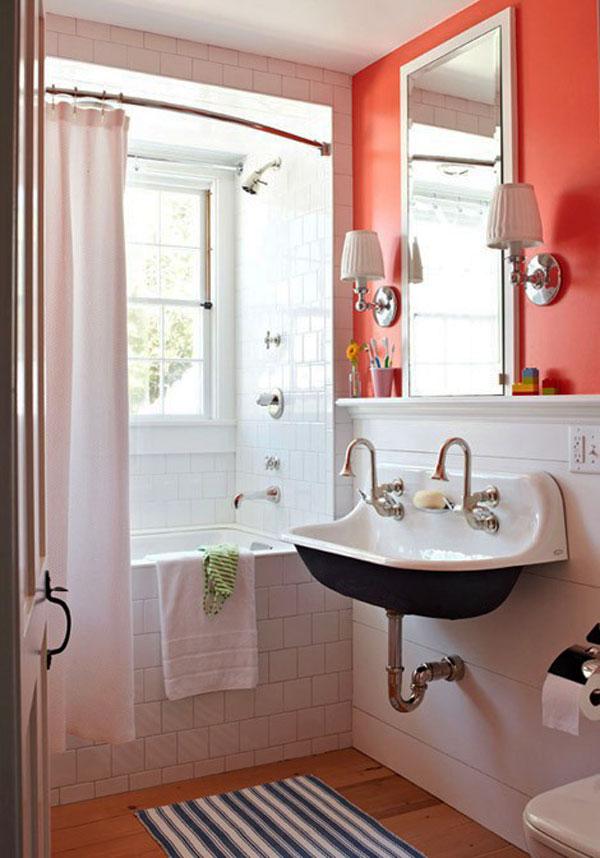 30 Small and Functional Bathroom Design Ideas For Cozy Homes on Apartment Small Bathroom Decor Ideas  id=96643