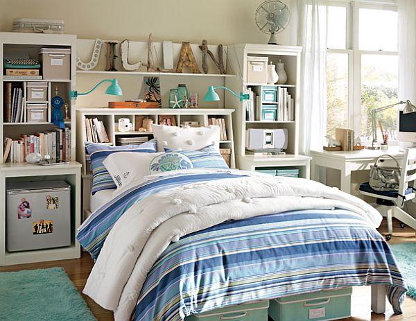 55 Motivational Ideas For Design Of Teenage Girls Rooms on Teenage Room Design Girl  id=73364