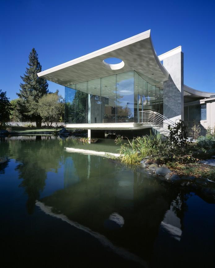 Lakeside Studio By Mark Dziewulski Architect California