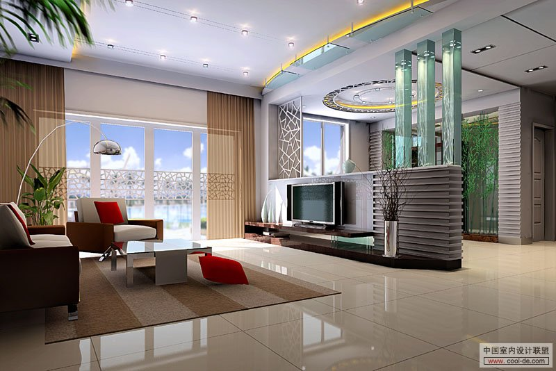 Contemporary Living Room Interior Designs Part 73