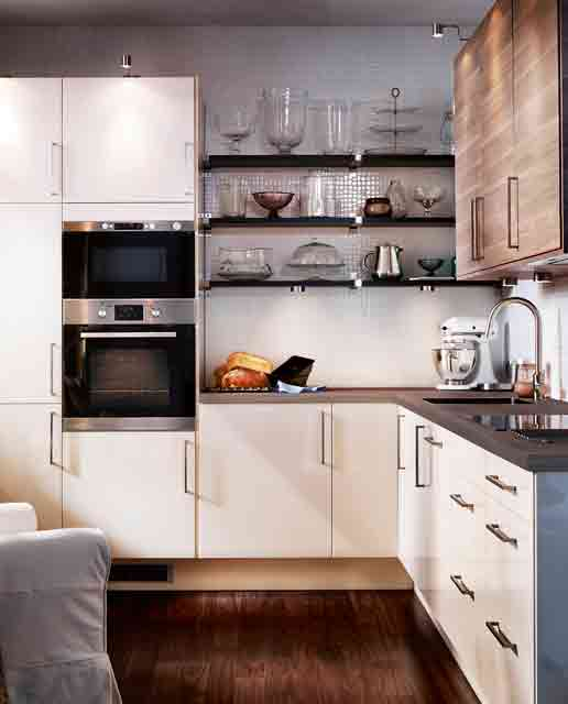 30 Amazing Design Ideas For Small Kitchens on Small Space:fn118Lomvuk= Small Kitchen Ideas  id=92202