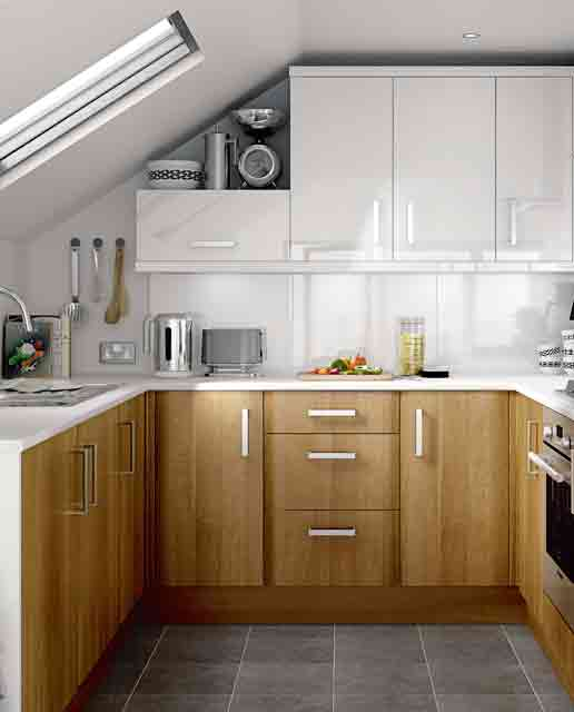 30 Amazing Design Ideas For Small Kitchens on Small Space:fn118Lomvuk= Small Kitchen Ideas  id=66811