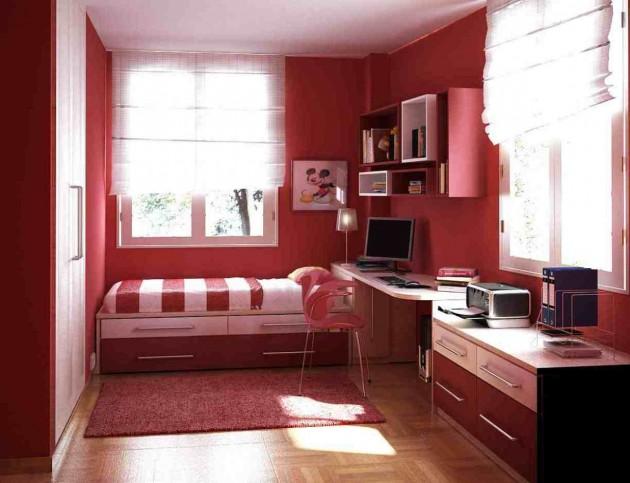 36 Trendy Teen Room Design Ideas on Trendy Teenage Room Decor  id=27083