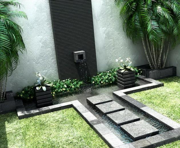 20 Wonderful Garden Fountains on Home Garden Fountain Design id=41357