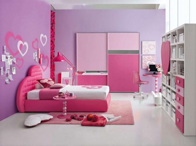 36 Trendy Teen Room Design Ideas on Trendy Teenage Room Decor  id=41036