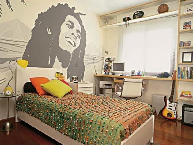 36 Trendy Teen Room Design Ideas on Trendy Teenage Room Decor  id=93677
