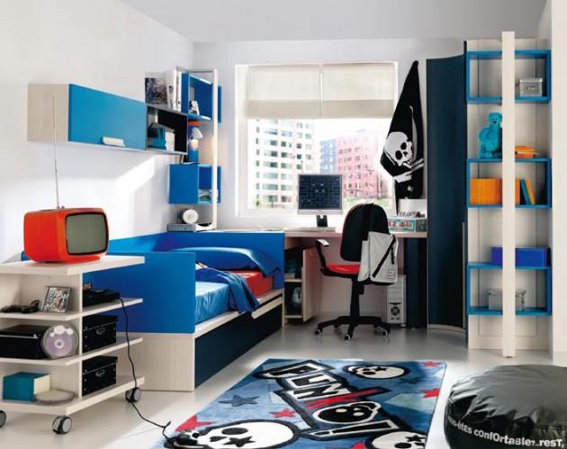 36 Trendy Teen Room Design Ideas on Trendy Teenage Room Decor  id=79205