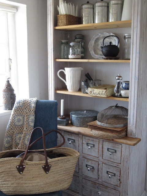 Ideas Decorating Vintage Country