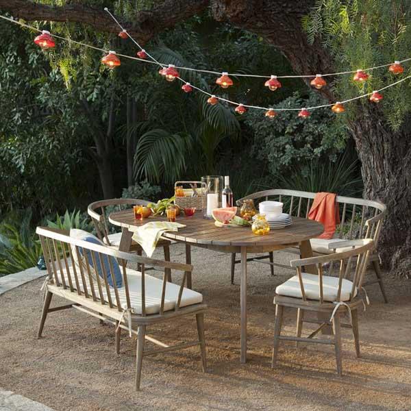 30 Delightful Outdoor Dining Area Design Ideas on Backyard Dining Area Ideas id=49731